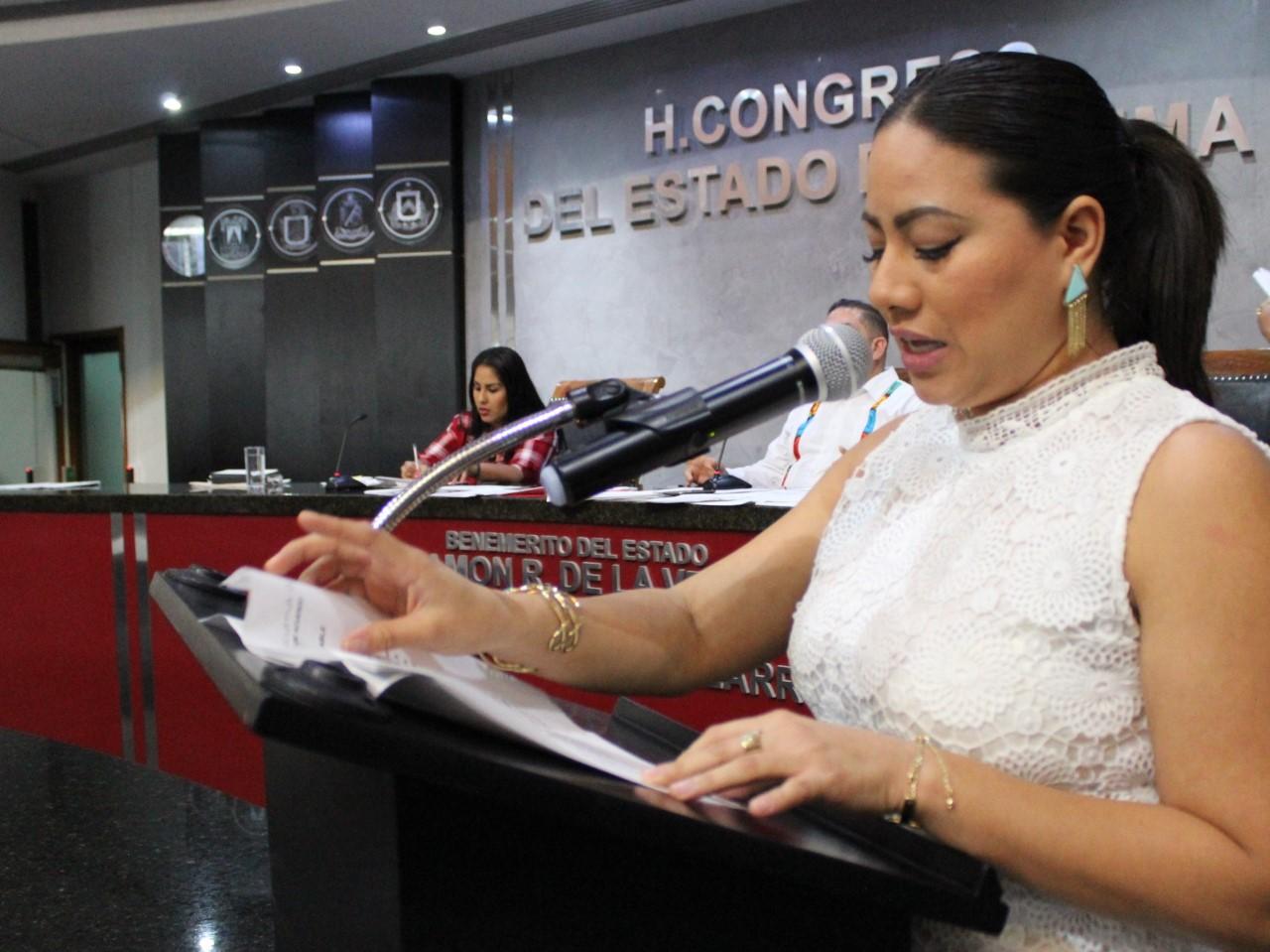 Denuncian a la diputada Ana Karen Hernández por actos de violencia política
