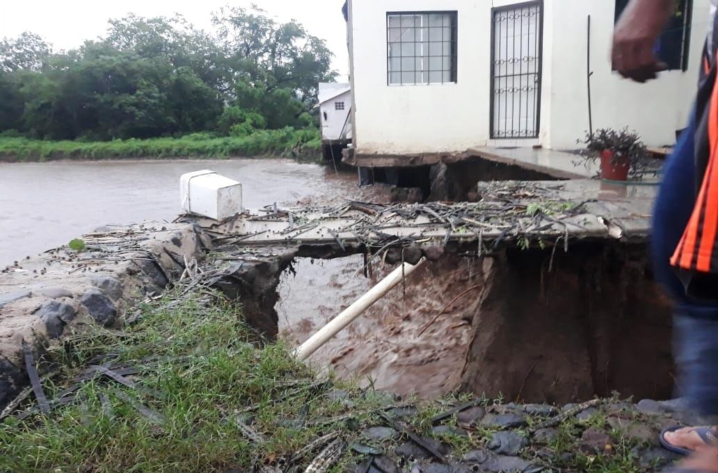 Declaratoria de Emergencia para Manzanillo tras tormenta tropical