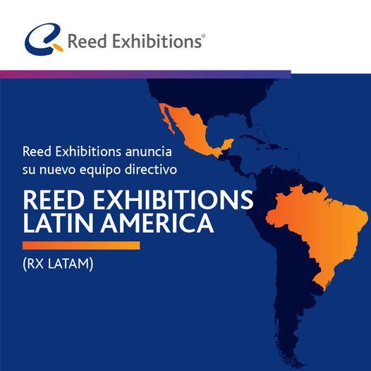 Reed Exhibitions anuncia equipo directivo para latinoamérica