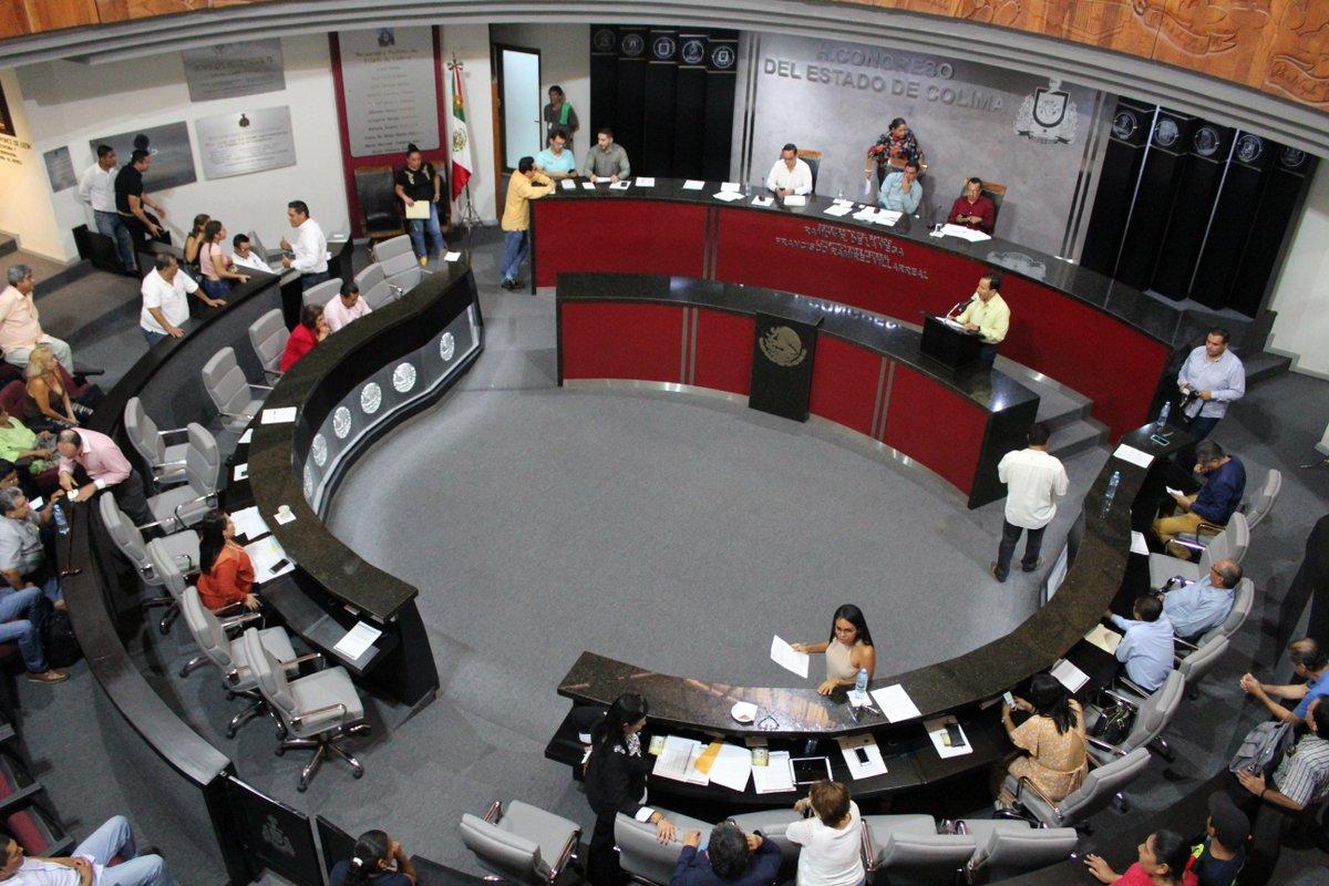 Pierde MORENA poder en el Congreso de Colima