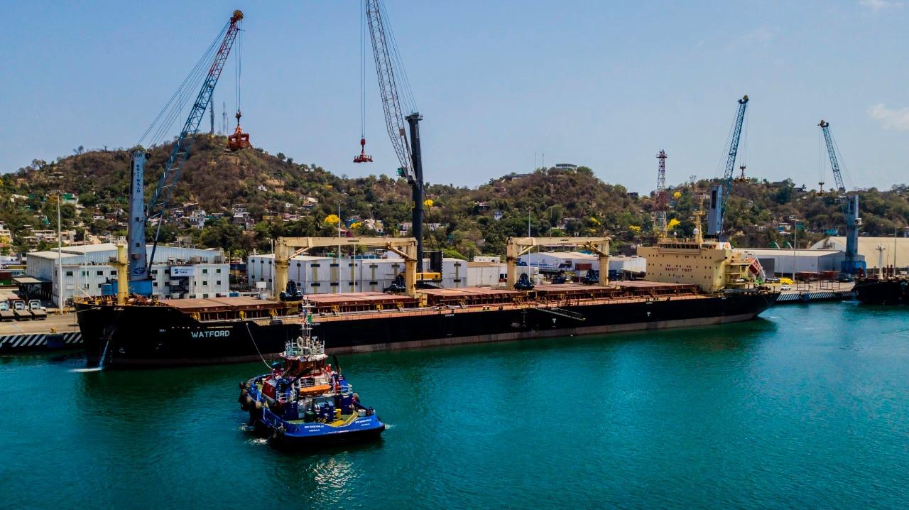 Remolcadores Portuarios Mexicanos (RPM) impulsa el desarrollo económico de la industria marítima portuaria nacional