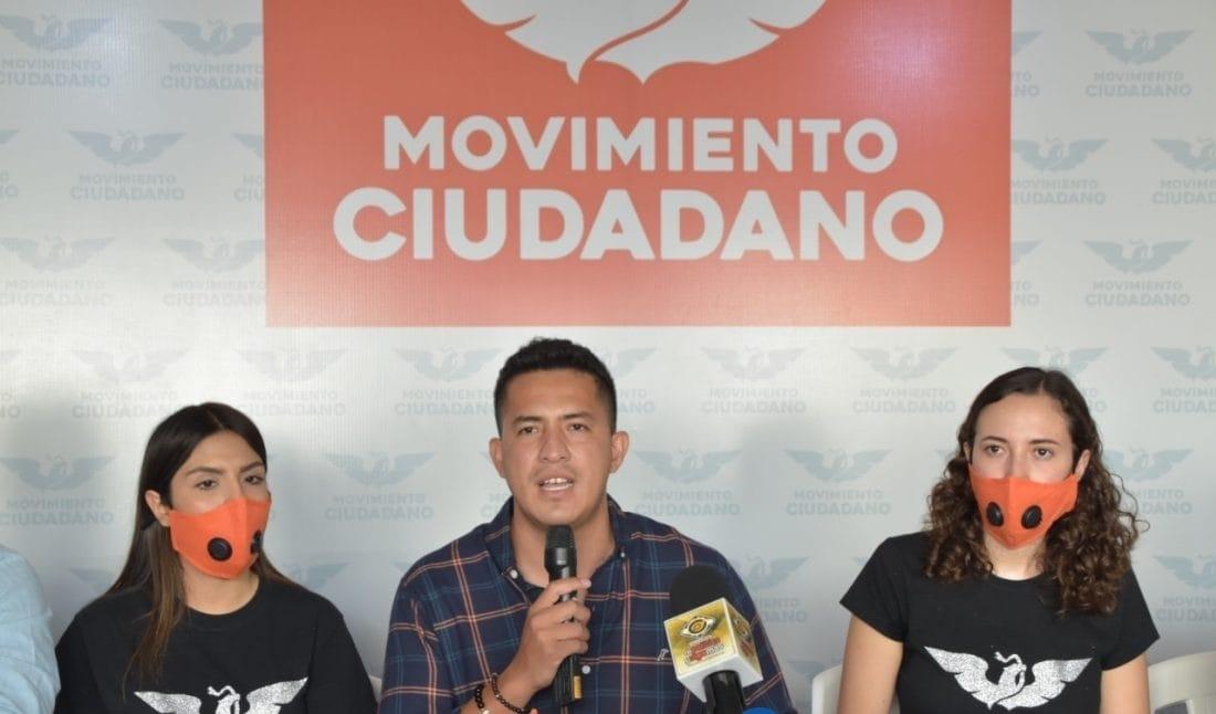 Presenta MC a Dirigencia Estatal de Jóvenes en Movimiento