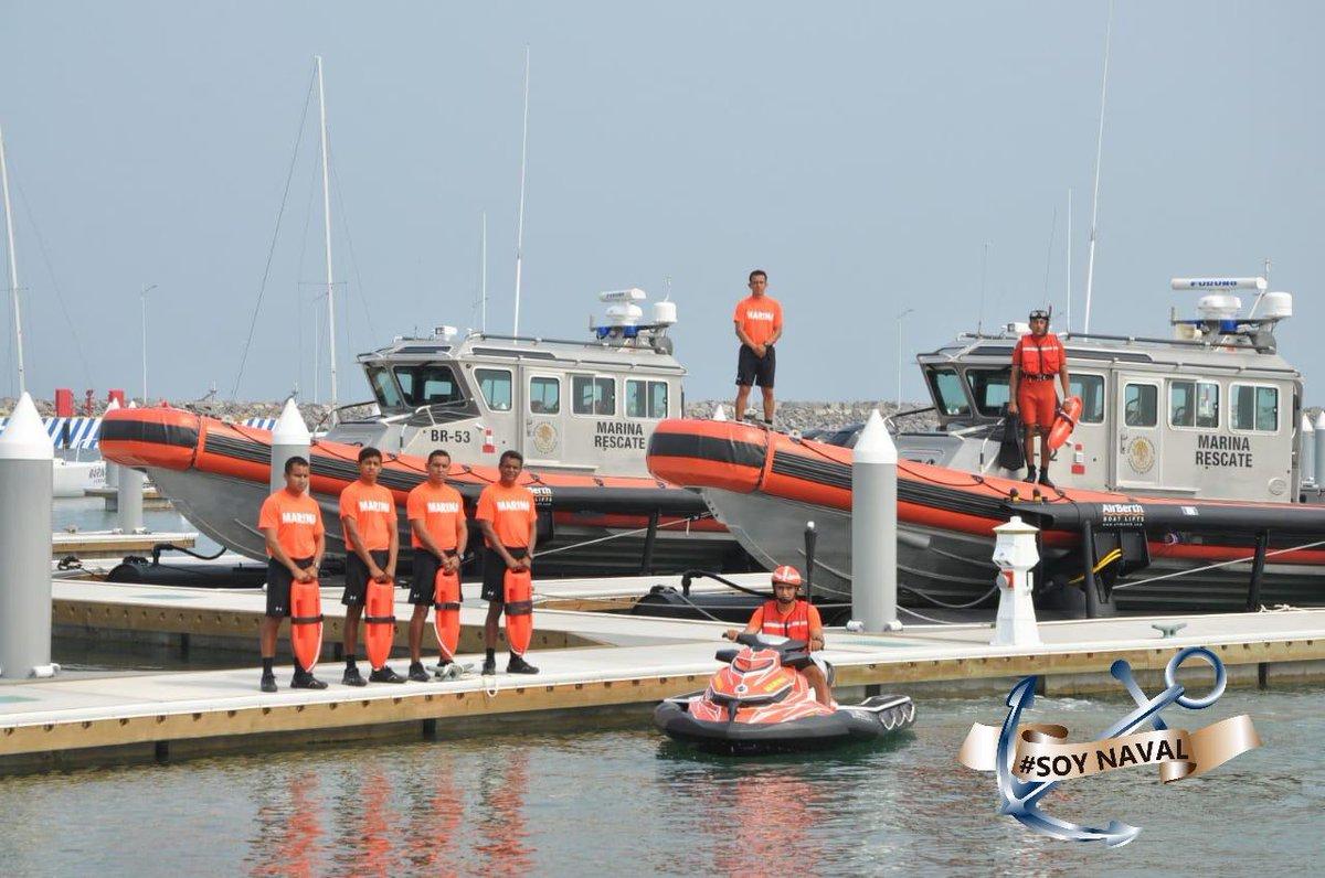 Realizó SEMAR 505 rescates marinos durante 2020