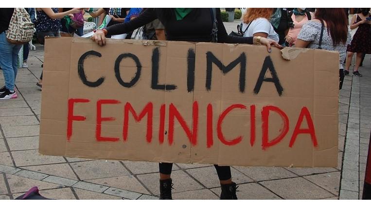 Colima primer lugar en feminicidios en 2020: SSPC