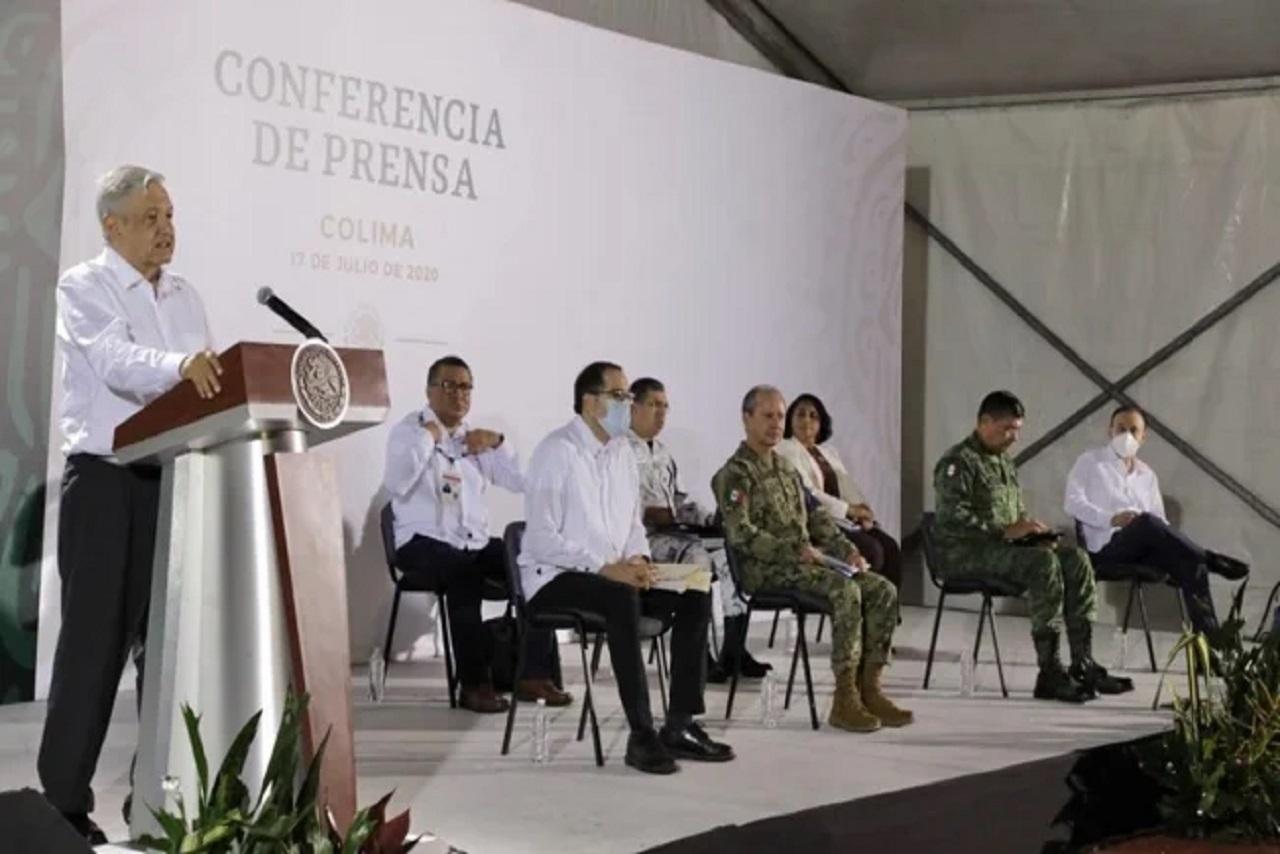 AMLO visitará el Puerto de Manzanillo este domingo