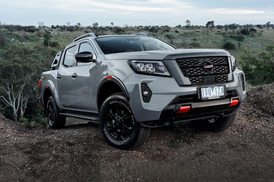 Nissan presenta la nueva Frontier 2021 versión PRO-4X