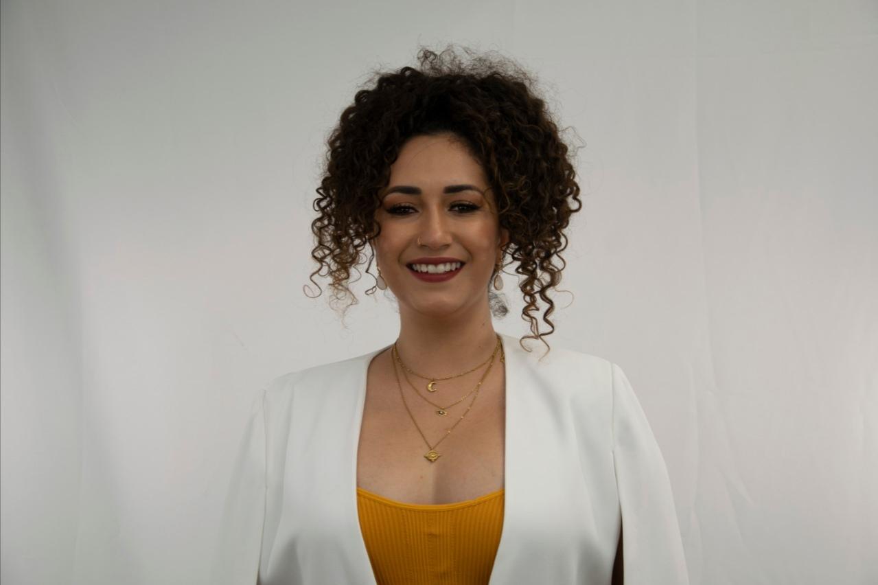 Ale Infante es candidata de Movimiento Ciudadano