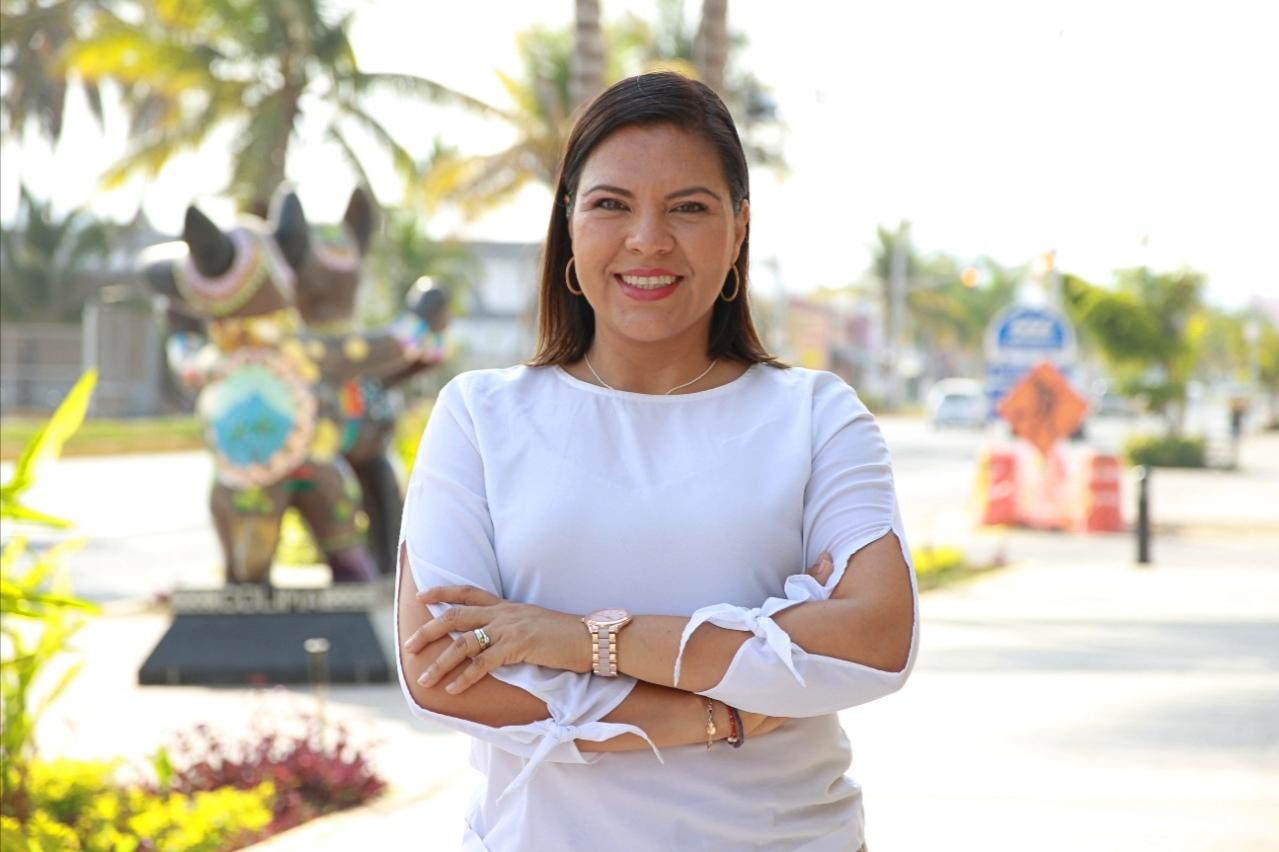 Propone Melyssa Mitates trabajar por la eliminación del cobro de la tenencia vehícular