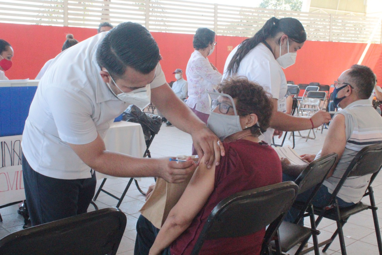 Hoy último día para recibir vacuna vs Covid 19
