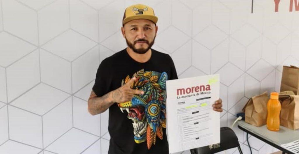 """INE rechazó la candidatura de """"El Mijis"""" a diputación federal por representación indígena"""