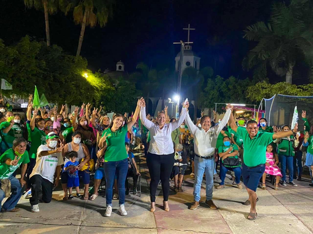 Irene Herrera: Ganamos el debate con las mejores propuestas a favor de la gente
